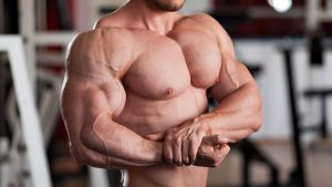 The right workout routine is essential to bodybuilding without supplements