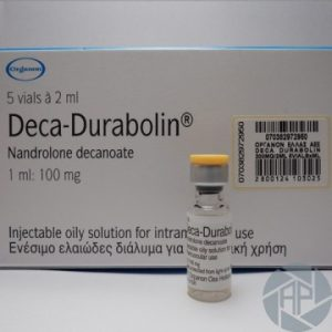 Deca Durabolin was the first anabolic steroid for sale in the US