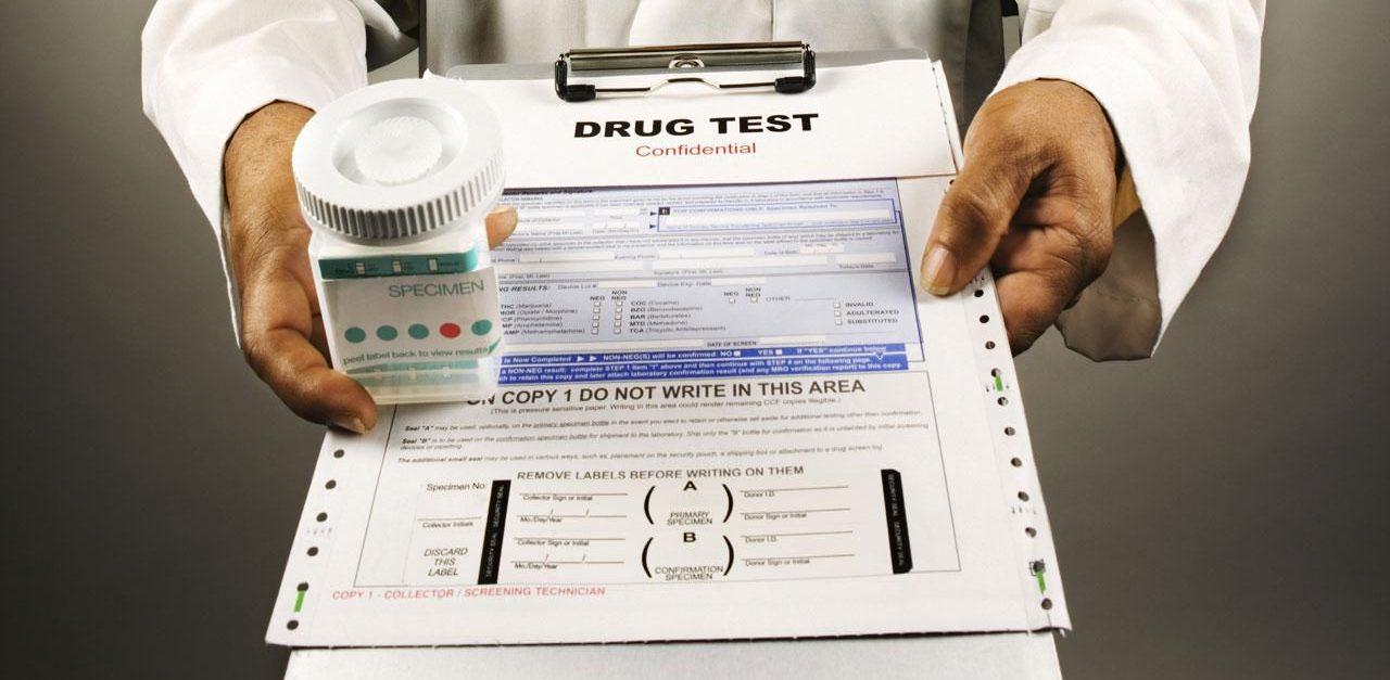 do jobs drug test for steroids