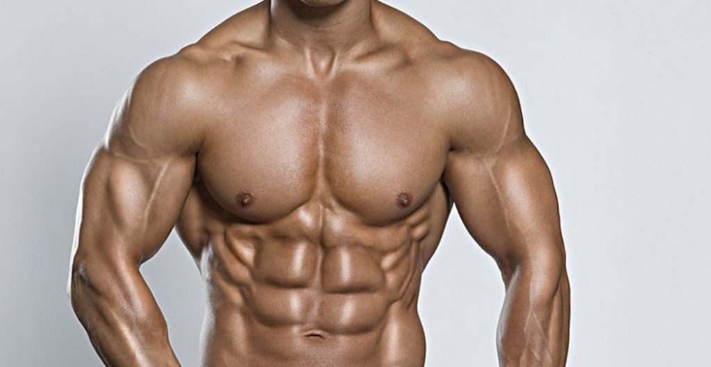 steroid users often have a different look than from natural bodybuilding