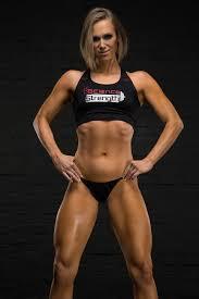 Anastasia Zinchenko is an outstanding bodybuilder