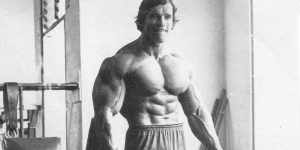 Whether by size or by influence, Arnie will always be one of the biggest bodybuilders around