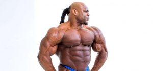 Kai Greene remains one of the biggest bodybuilders around