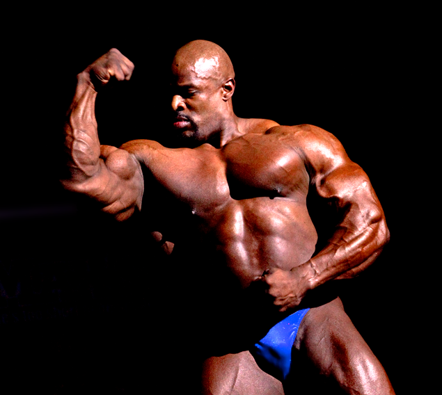 Ronnie Coleman is an inspiration to all natural bodybuilders