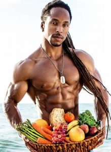 The Vegan Tread is an outspoken proponent of vegan bodybuilding