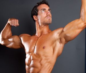 Tresize is a great example of a top-tier vegan bodybuilder